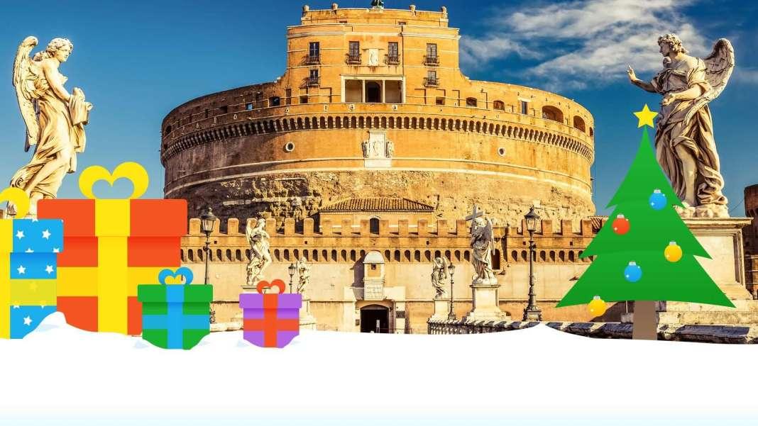 Storbyferie i Rom i Italien