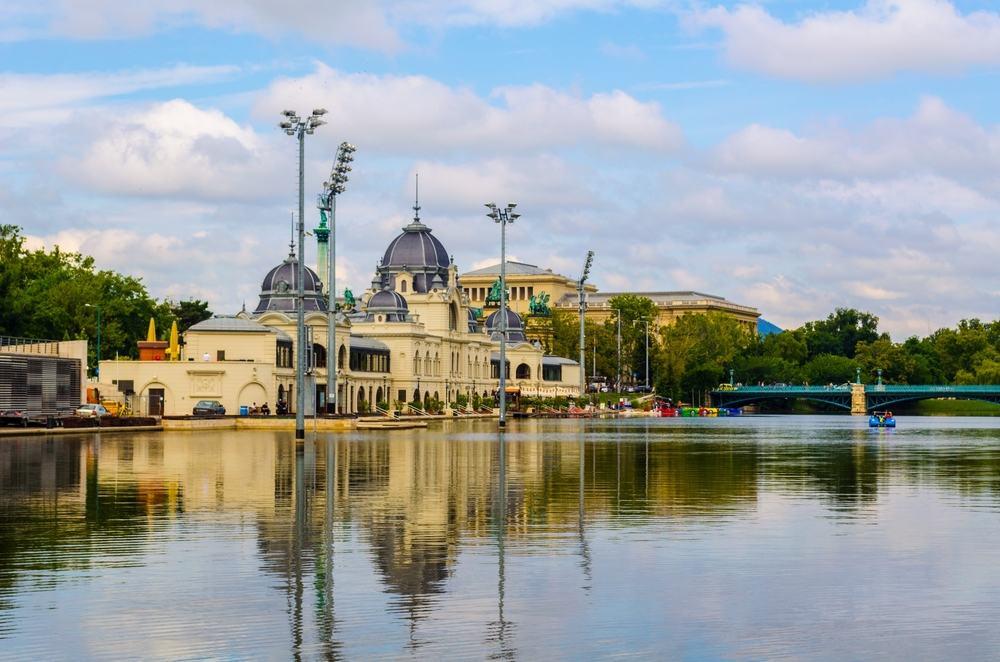 Varosliget Bypark - Budapest i Ungarn