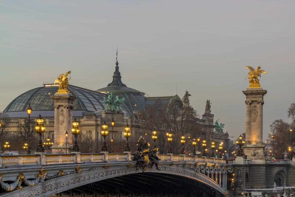 Weekend i Paris