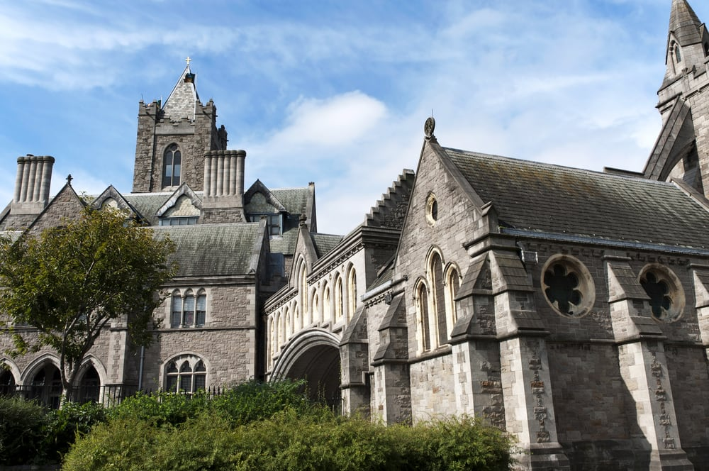 Christ Chruch Cathedral - Dublin i Irland