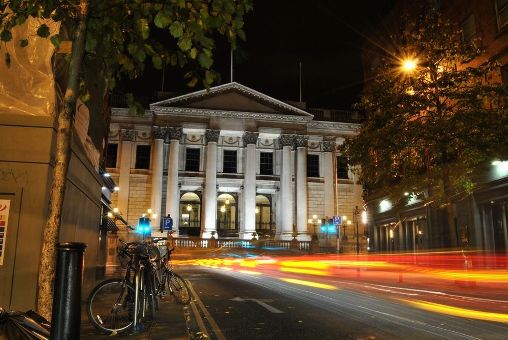 Rådhuset i Dublin - Irland