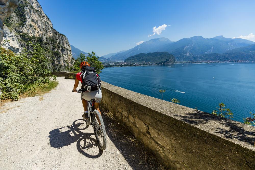 Sentiero della Ponale - Gardasøen i Italien