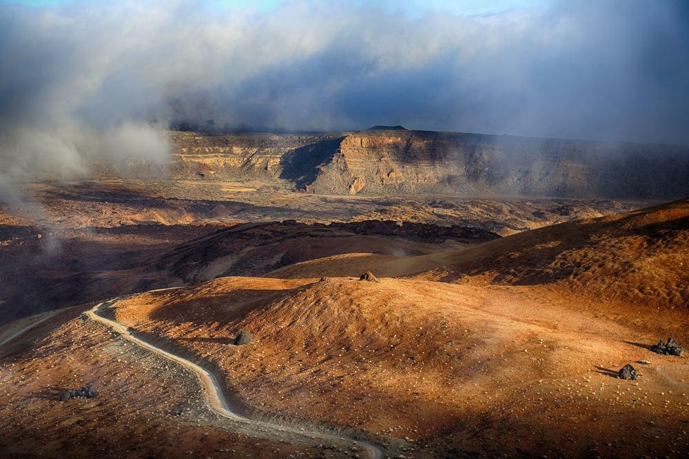 Teide Nationalpark - Tenerife i Spanien
