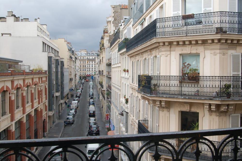 Valentinsdag i Paris