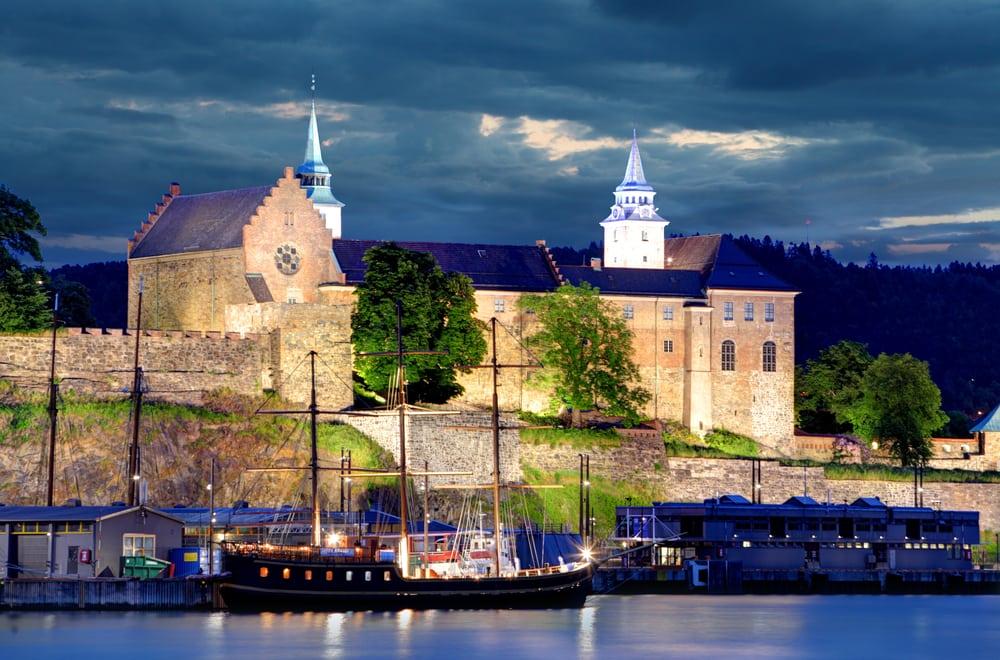 Akershus - Oslo i Norge