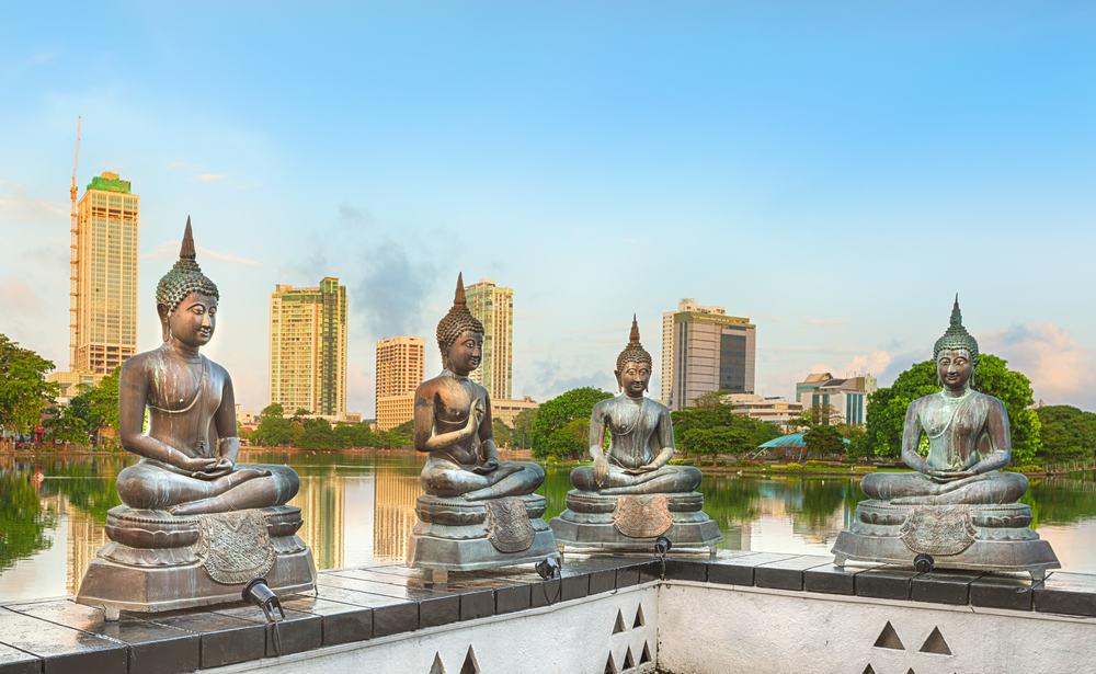 Colombo i Sri Lanka