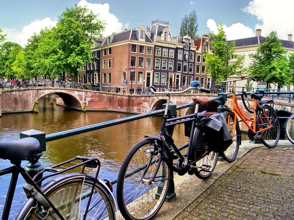 Cykelbyen Amsterdam