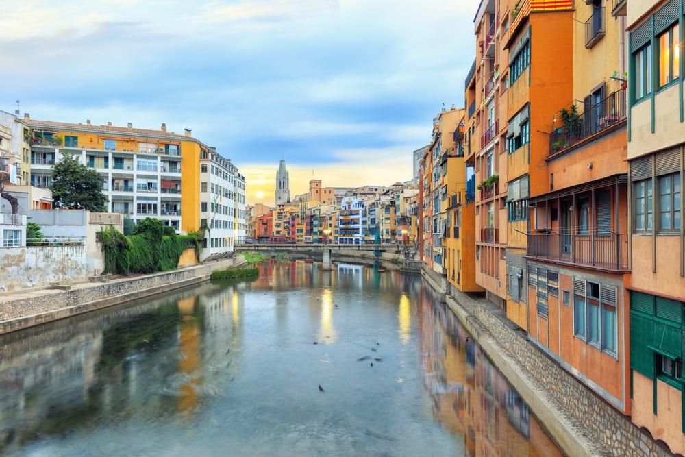 Det Jødiske Kvarter - Barcelona i Spanien