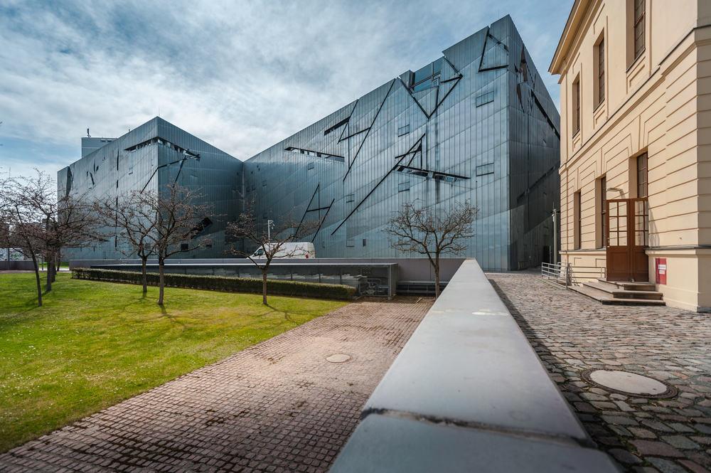 Det Jødiske Museum - Berlin i Tyskland