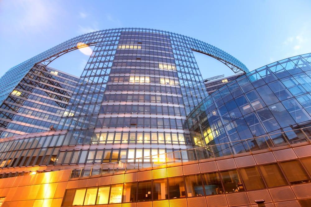 Europa Kommissionen - Bruxelles i Belgien