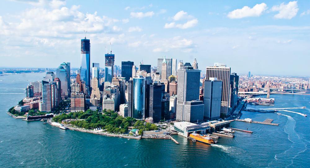 New York i USA
