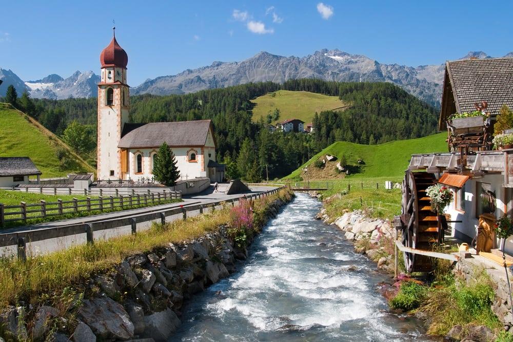 Niederthai - Tyrol i Østrig