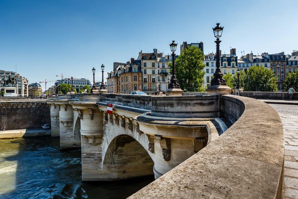 Pont Neuf - Paris i Frankrig