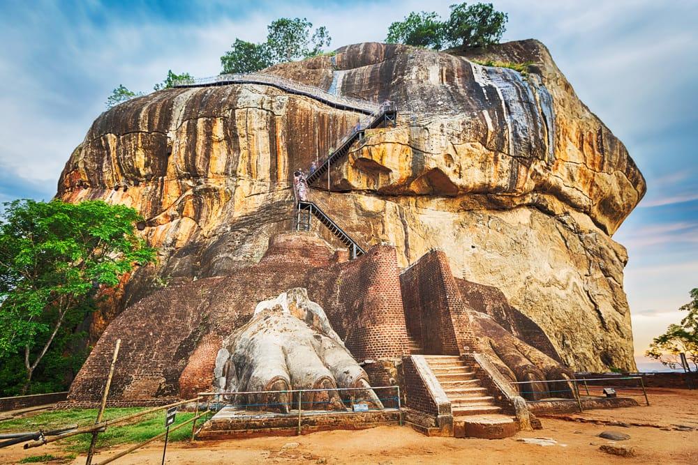 Sgiriya - Sri Lanka