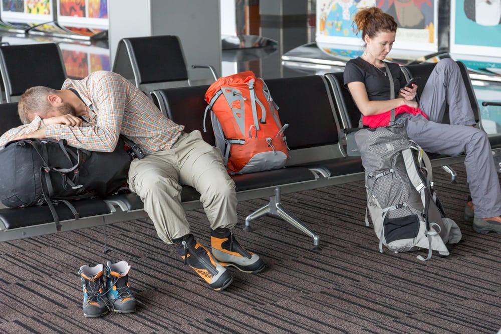 Flyhjælp - Få kompensation ved aflyst eller forsinket fly