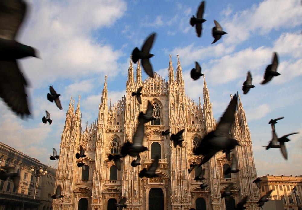Katedral i Milano