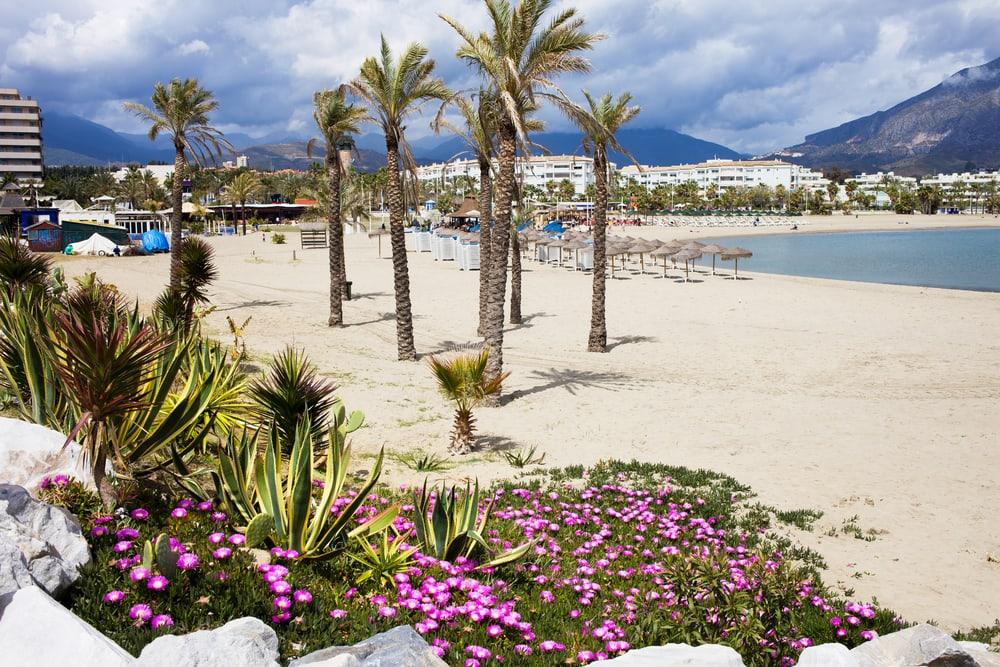 Puerto Banus - Costa del Sol i Spanien