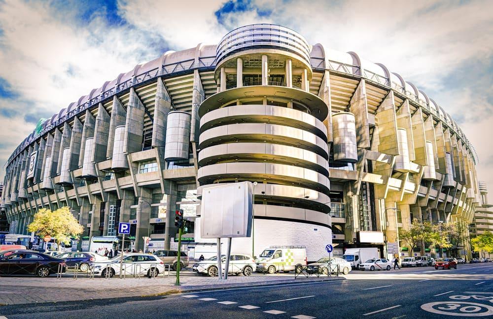Fodboldrejse til Madrid i Spanien