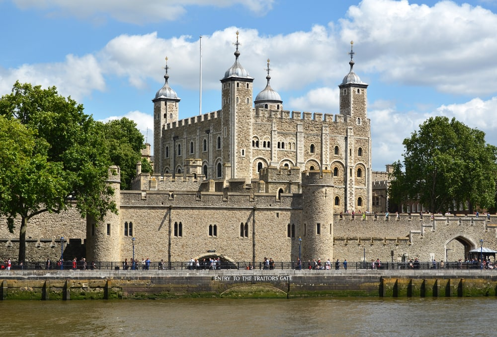 Tower of London - London i England