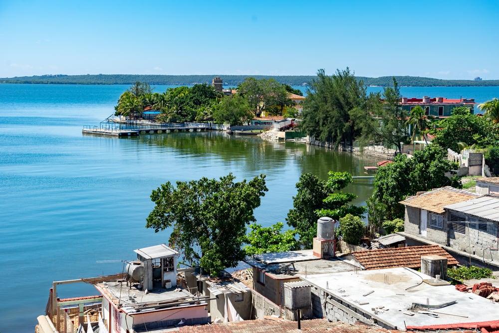 Cienfuegos på Cuba