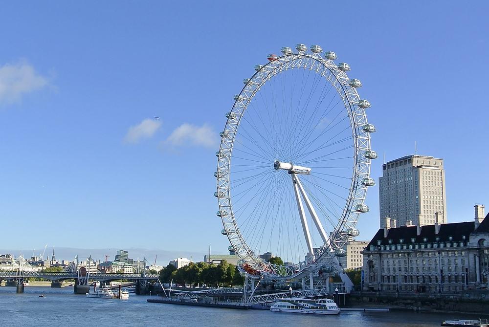 London Eye - London i England
