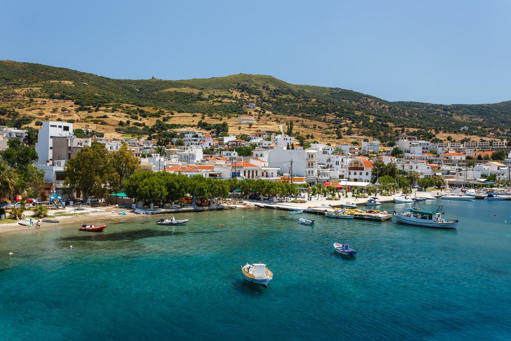 Evia i Grækenland