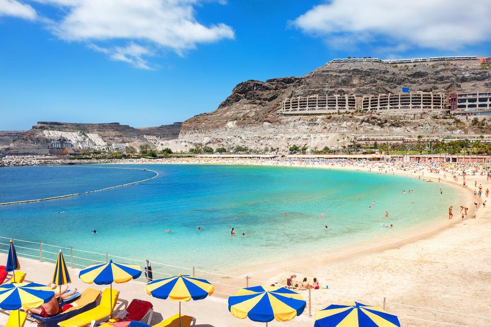 Solferie på Gran Canaria