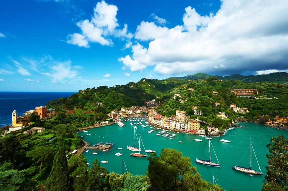 Portofino - Ligurien i Italien