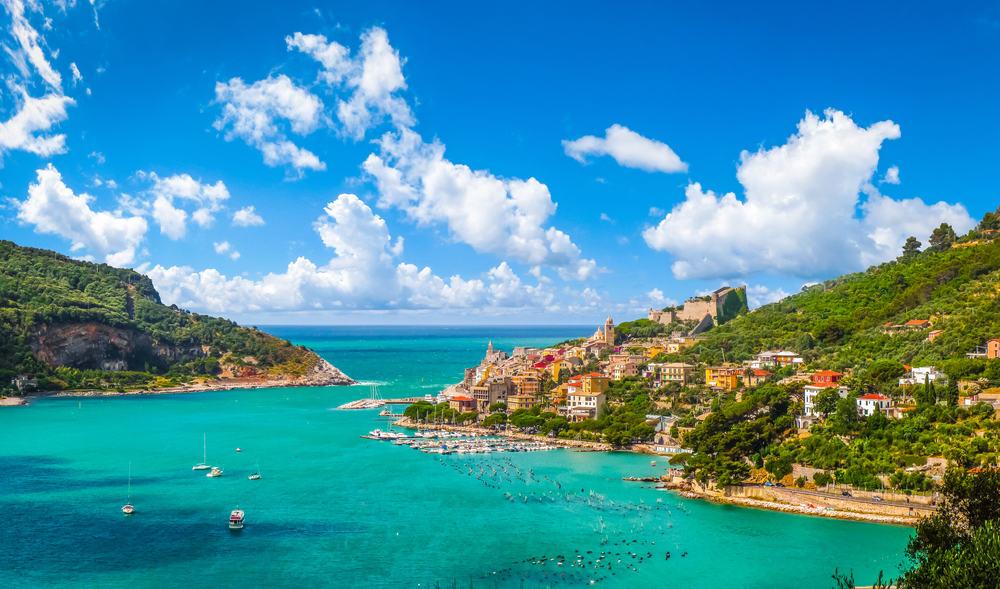 Portovenere - Ligurien i Italien