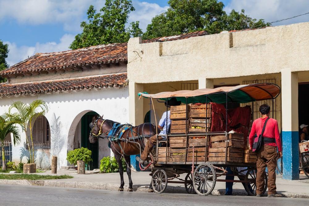 Santa Clara på Cuba