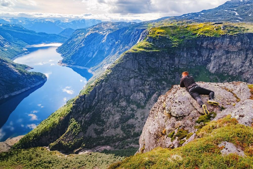 Troltunga i Norge