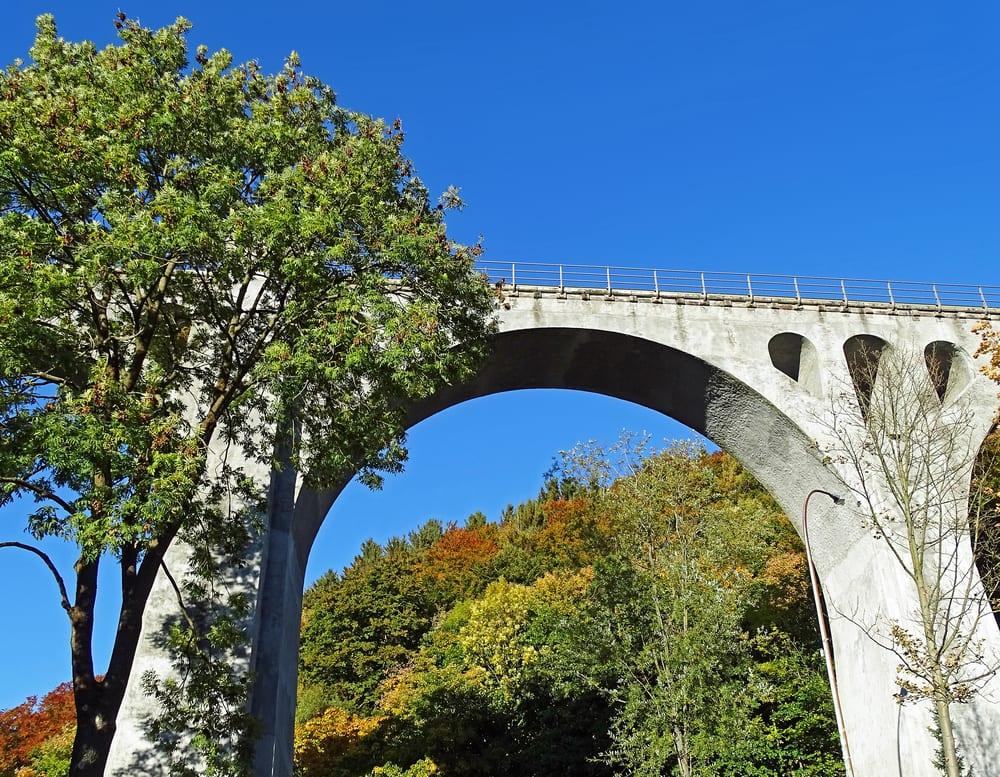 Viadukt i Willingen