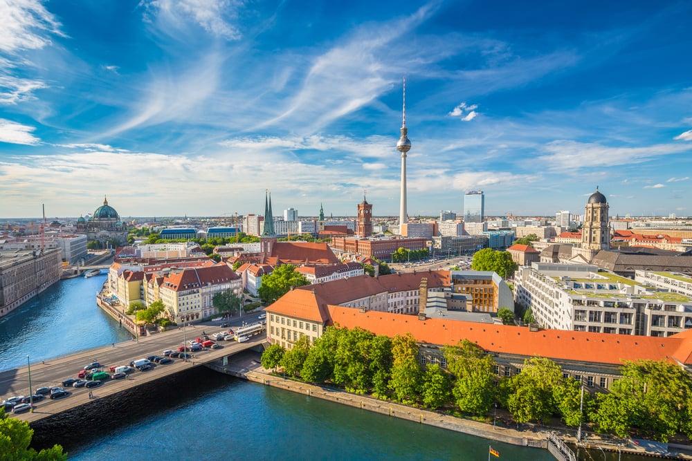 Juni i Berlin