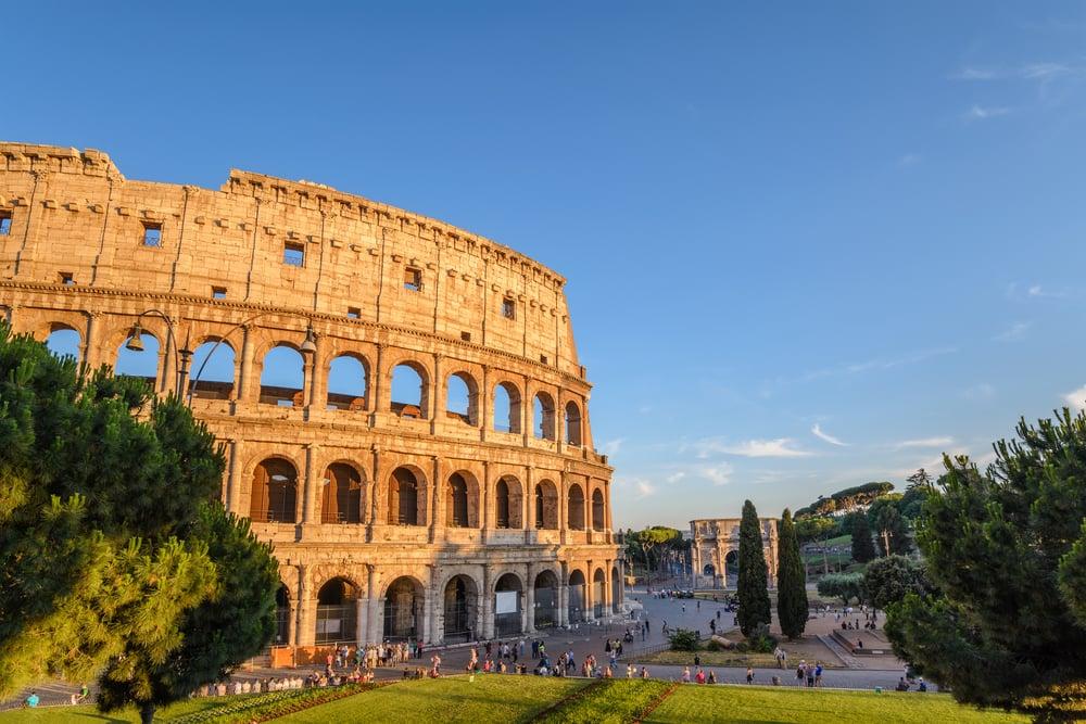 Billig rejse til Rom