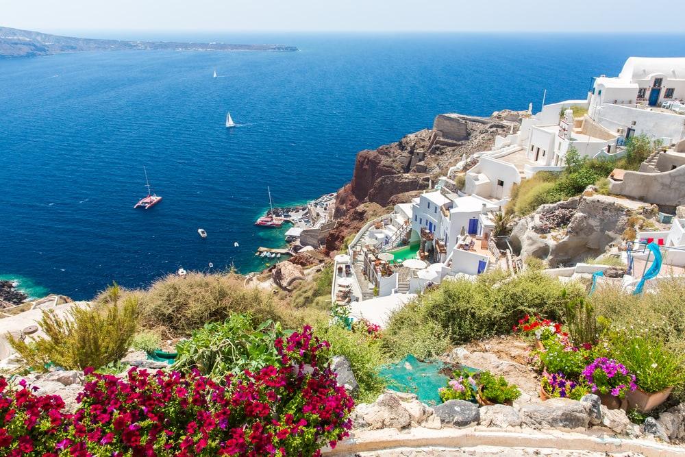 Fira - Kreta i Grækenland