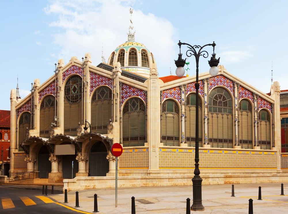 Mercado Central - Valencia i Spanien
