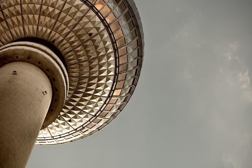 TV tårnet - Berlin i Tyskland