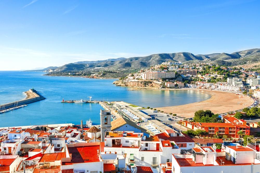 Billige flybilletter til Valencia i Spanien