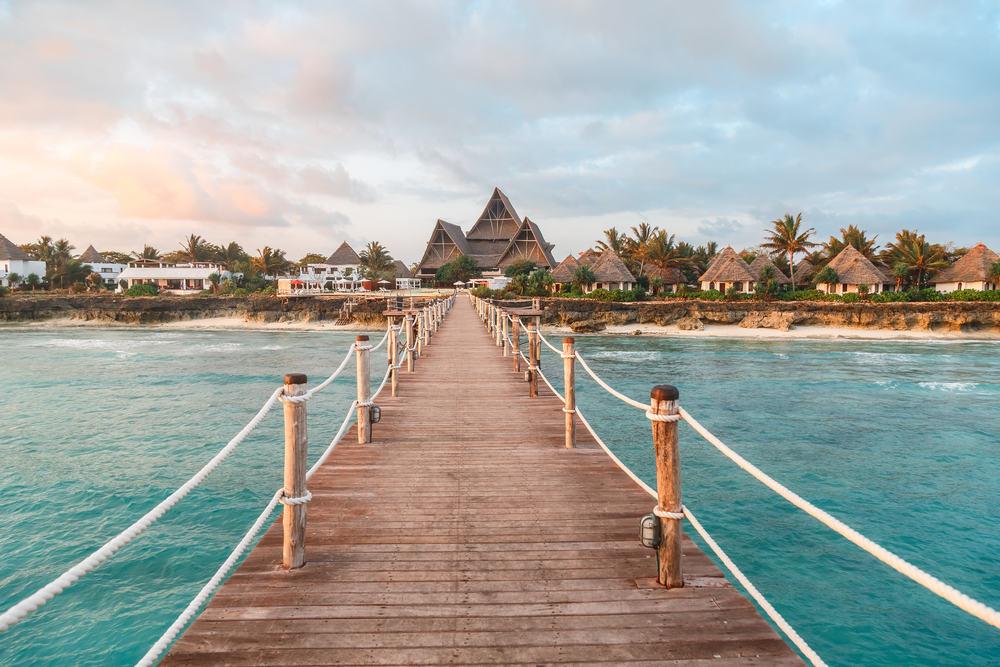 Zanzibar - Tanzania i Afrika