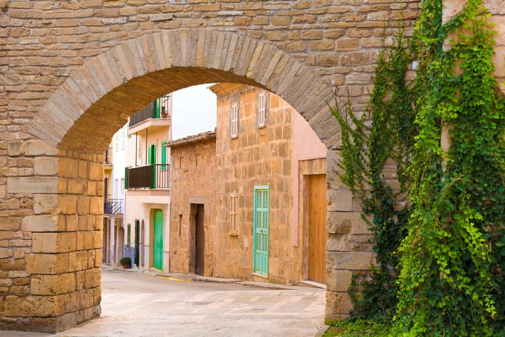 Alcudia på Mallorca