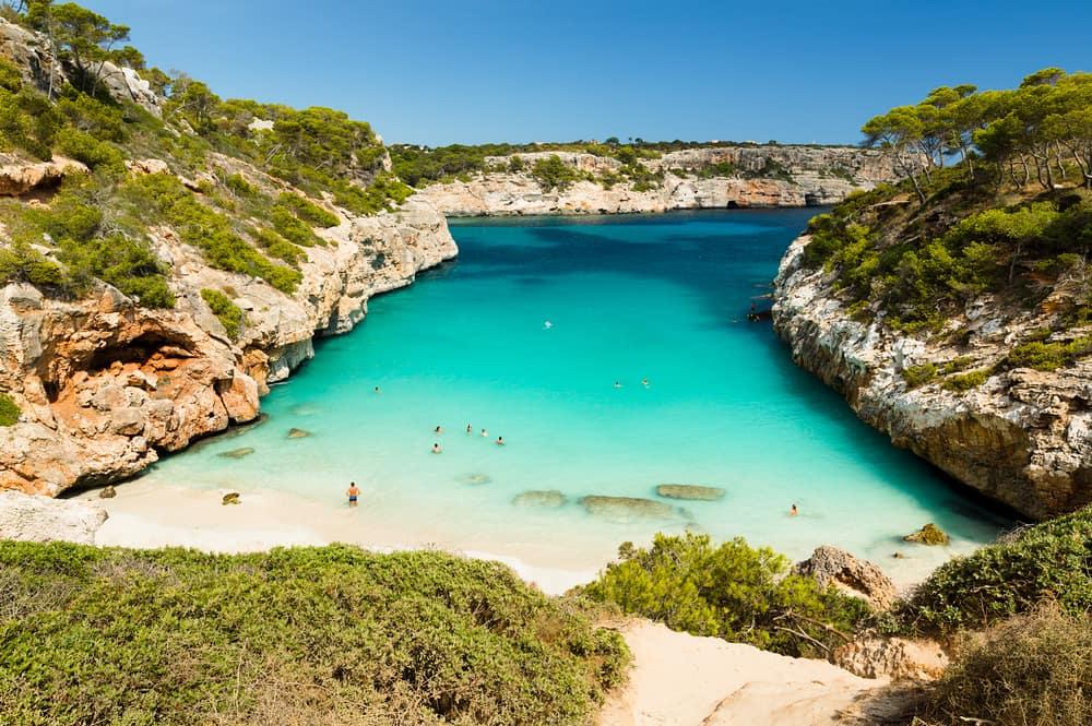Calo des Moro - Mallorca i Spanien