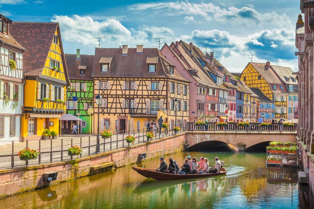 Kør selv ferie til Alsace
