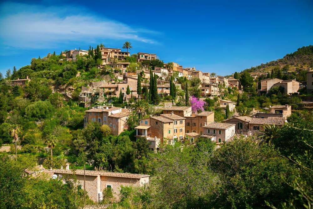 Deia Mallorca - Mallorca i Spanien