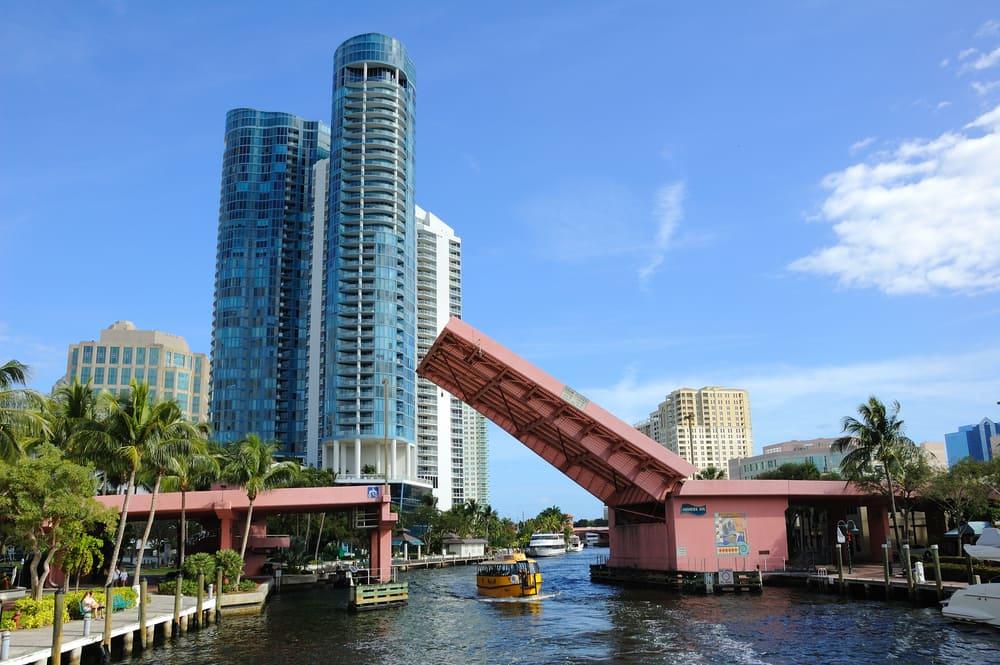 Fort Lauderdale i USA