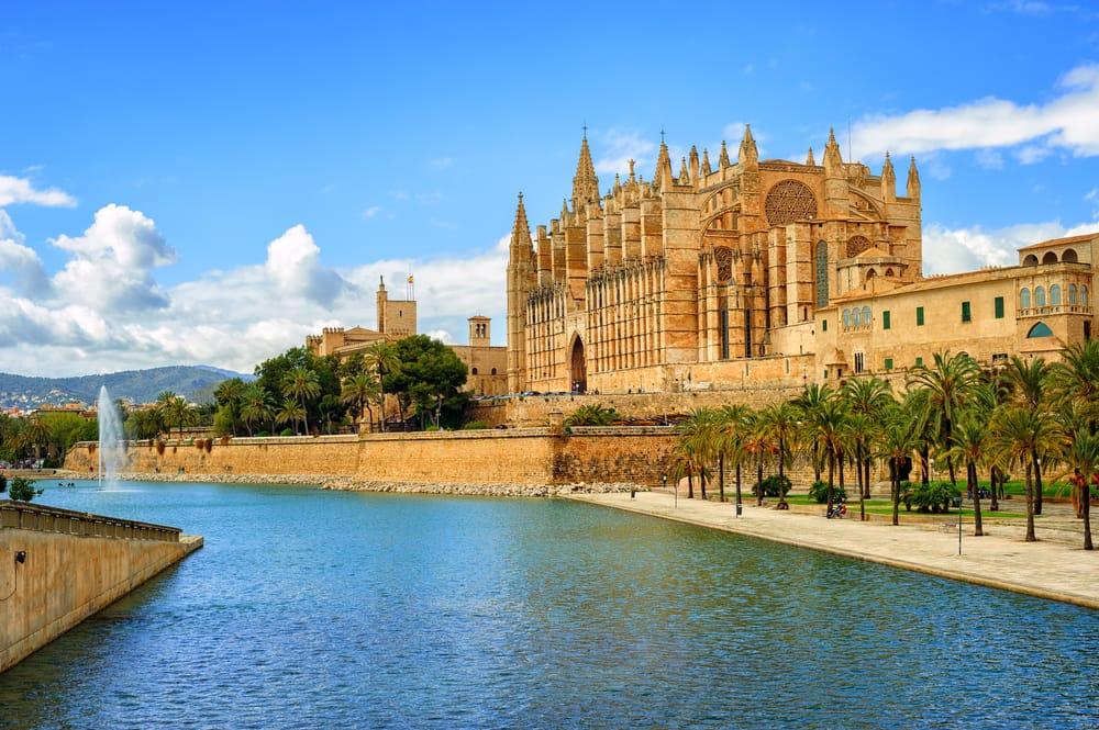 La Seu i Palma de Mallorca - Spanien
