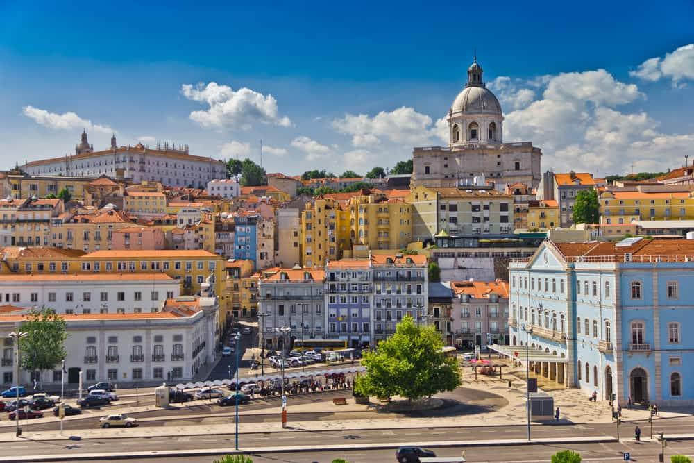 Lissabons gamle bydel - Portugal