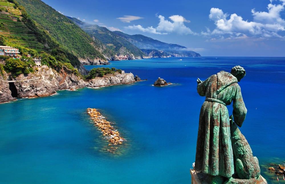 Monterosso - Cinque Terre i Italien