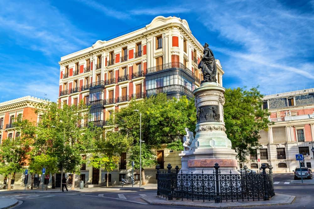 Museo del Prado - Madrid i Spanien