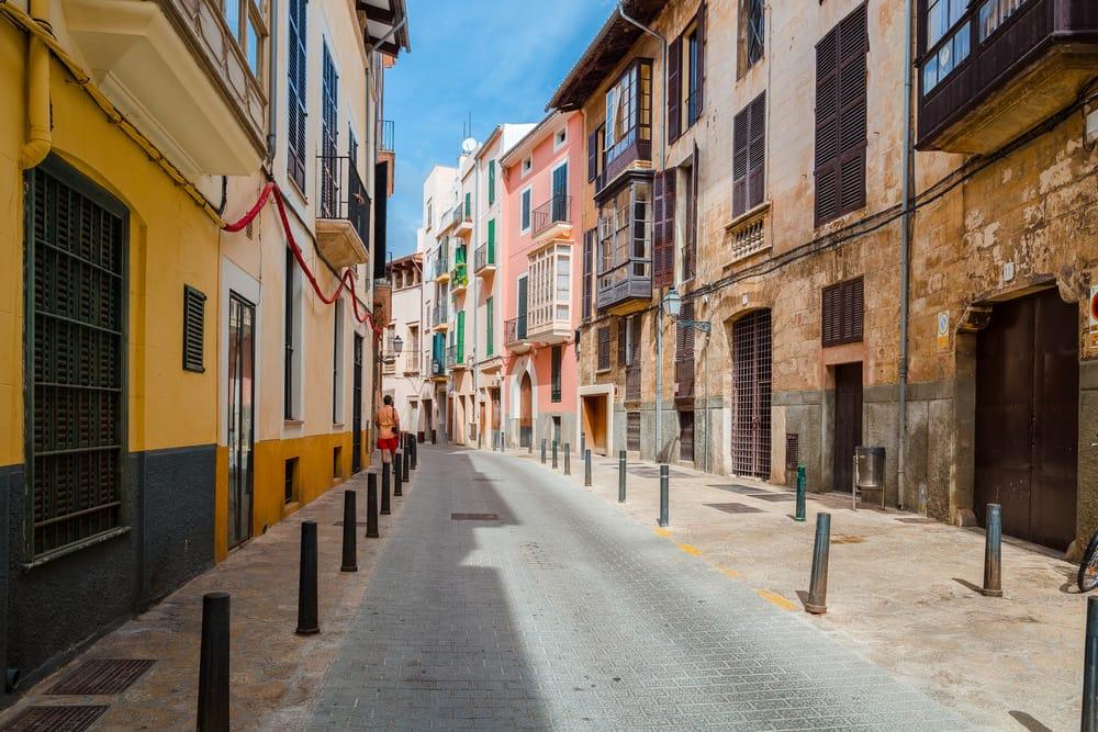 Palma de Mallorca - Spanien