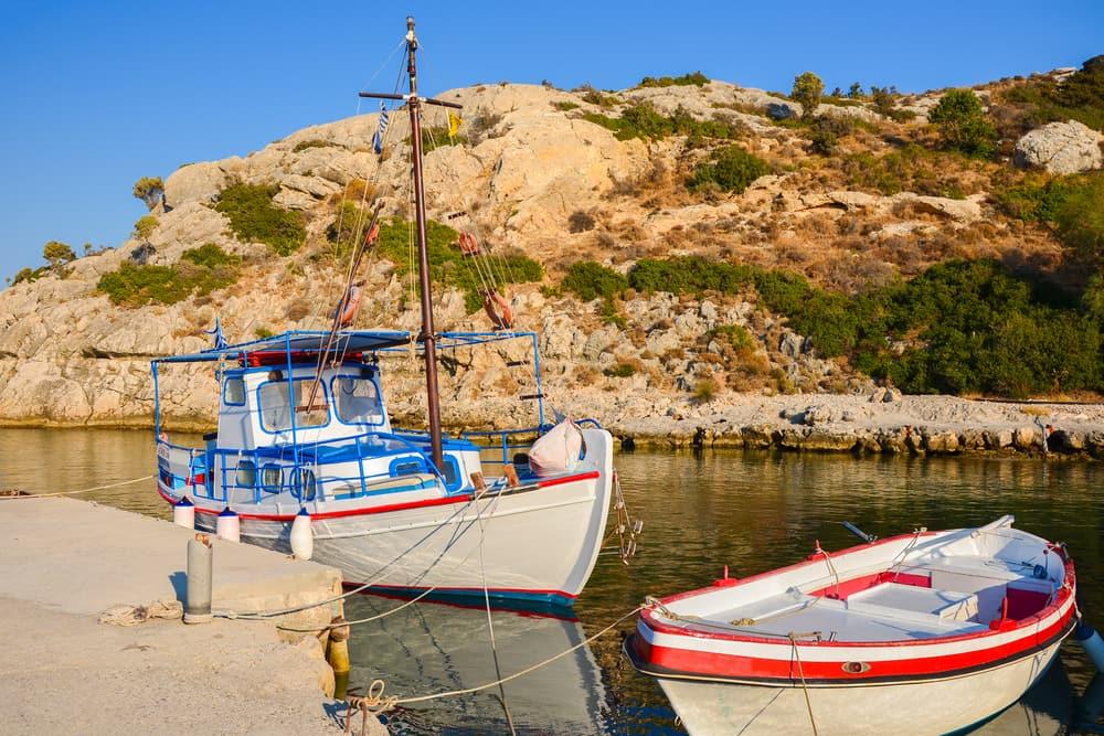Rhodos i Grækenland
